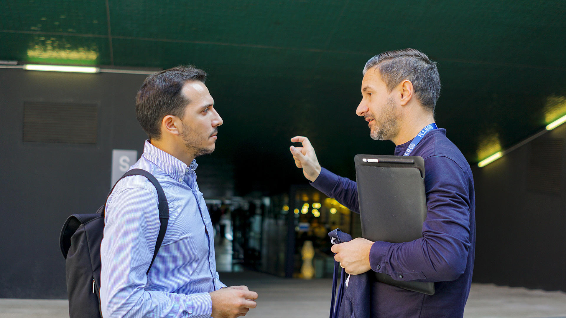 Claudio Mammana e Mirco Pasqualini @ Interbrand